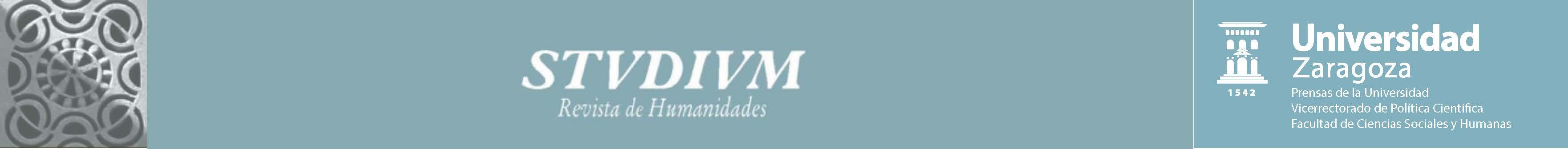 Studium. Revista de Humanidades (Prensas de la Universidad de Zaragoza)