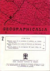 Geographicalia