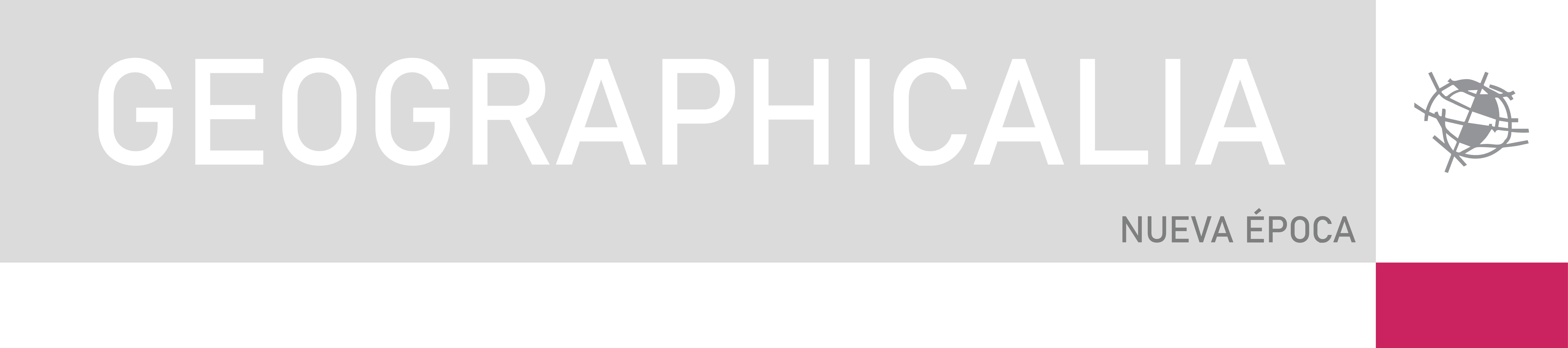 Geographicalia: Revista científica de geografía, cartografía y ciencias afines. Departamento de Geografía y Ordenación del Territorio. Universidad de Zaragoza