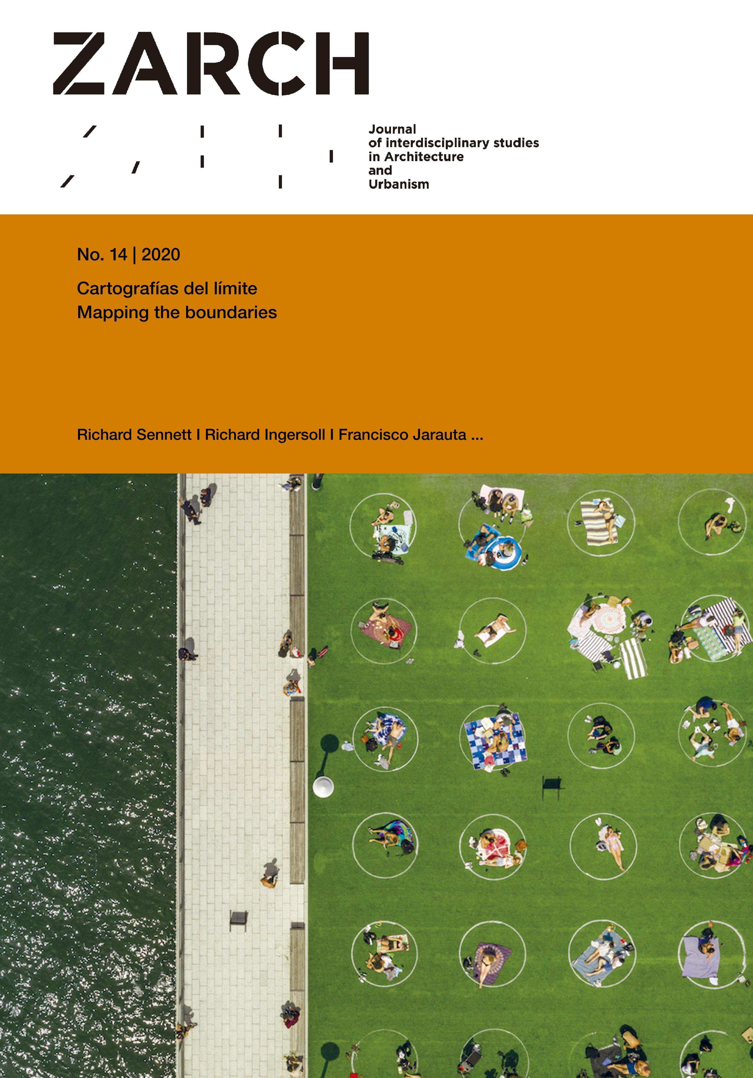 Ver Núm. 14 (2020): Cartografías del límite